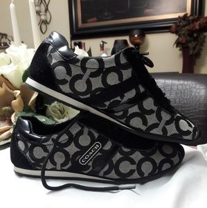 Signature Coach Sneakers